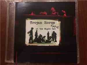 Trojan Horns - Live At The Night Cat