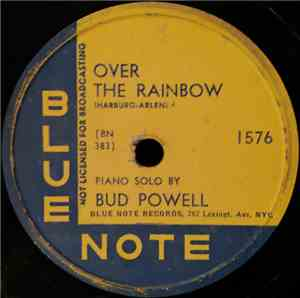 Bud Powell / The Bud Powell Trio - Over The Rainbow / A Night In Tunisia